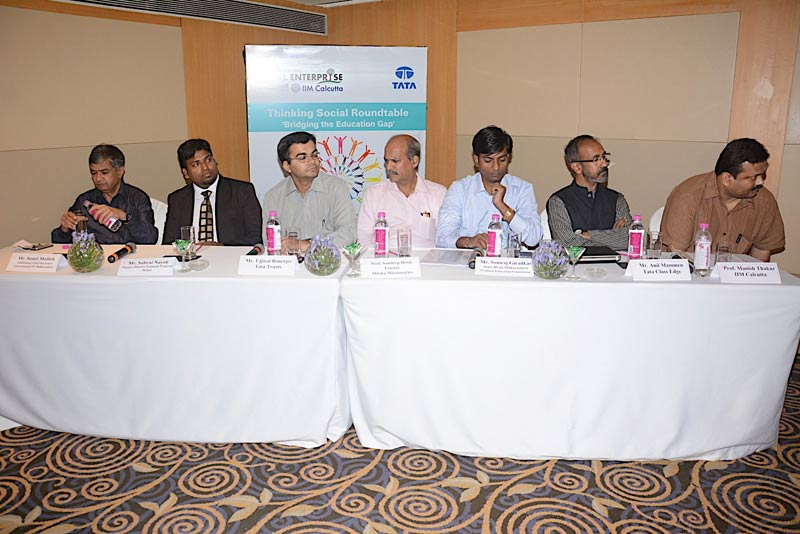 Thinking Social Roundtable Mumbai