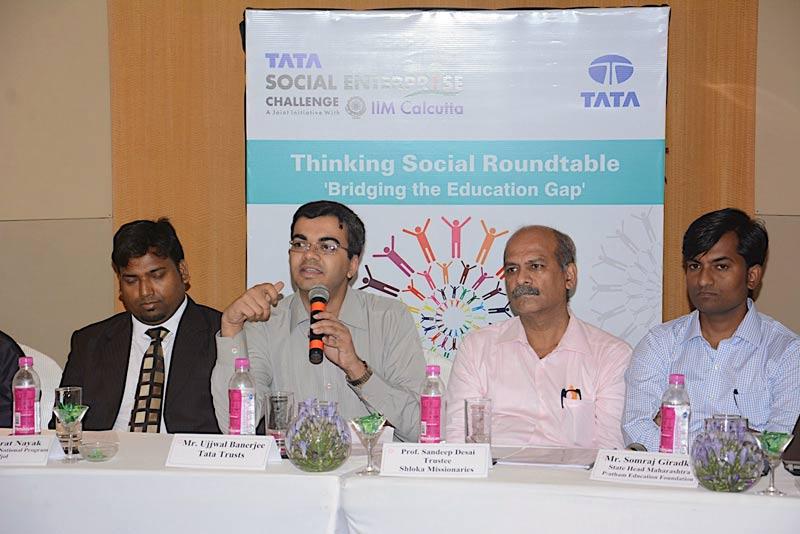 Thinking Social Roundtable Mumbai