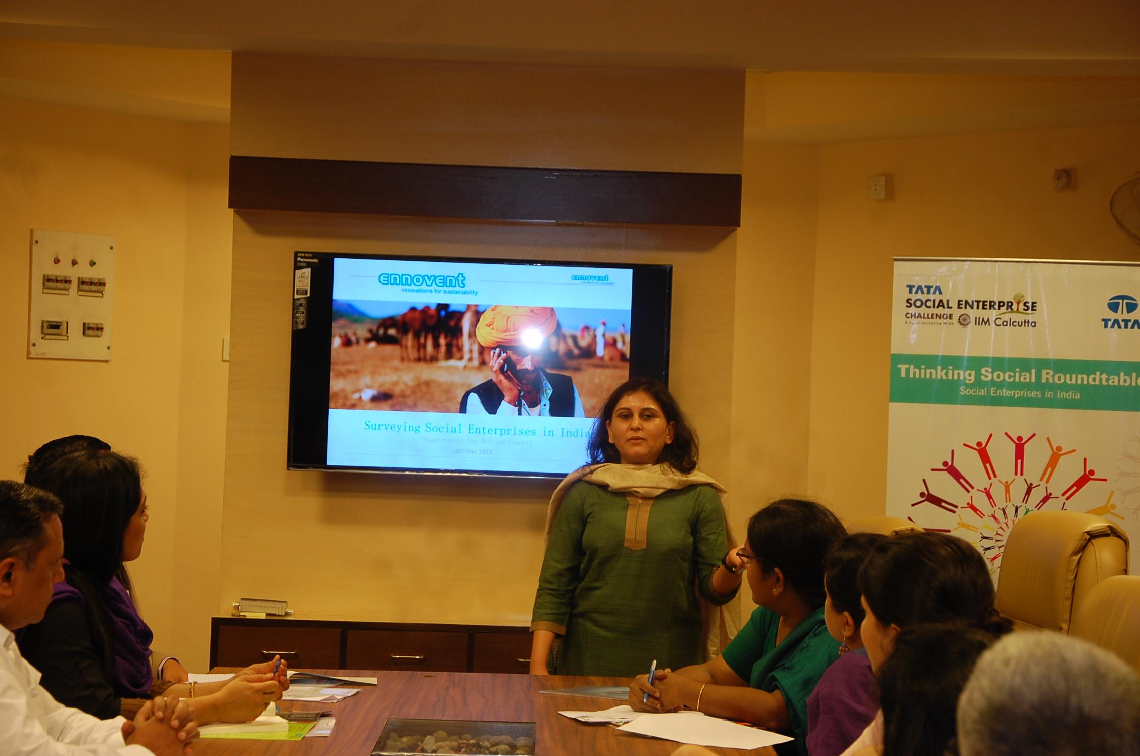 Thinking Social Roundtable – Kolkata
