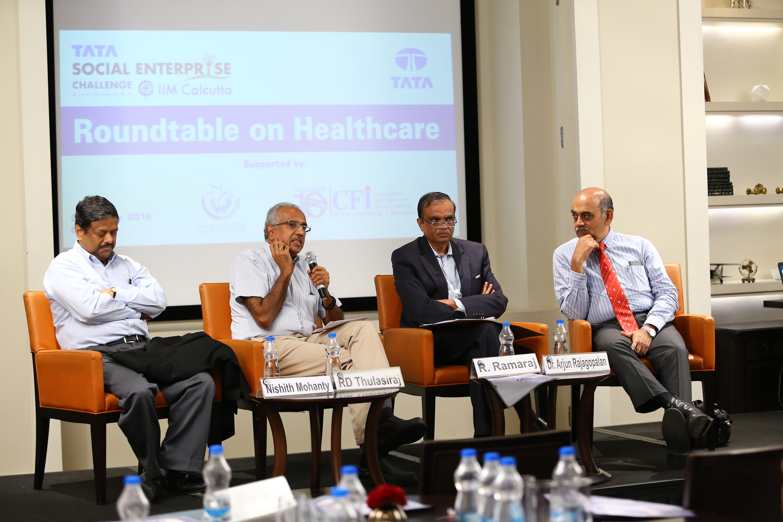 Thinking Social Roundtable – Chennai