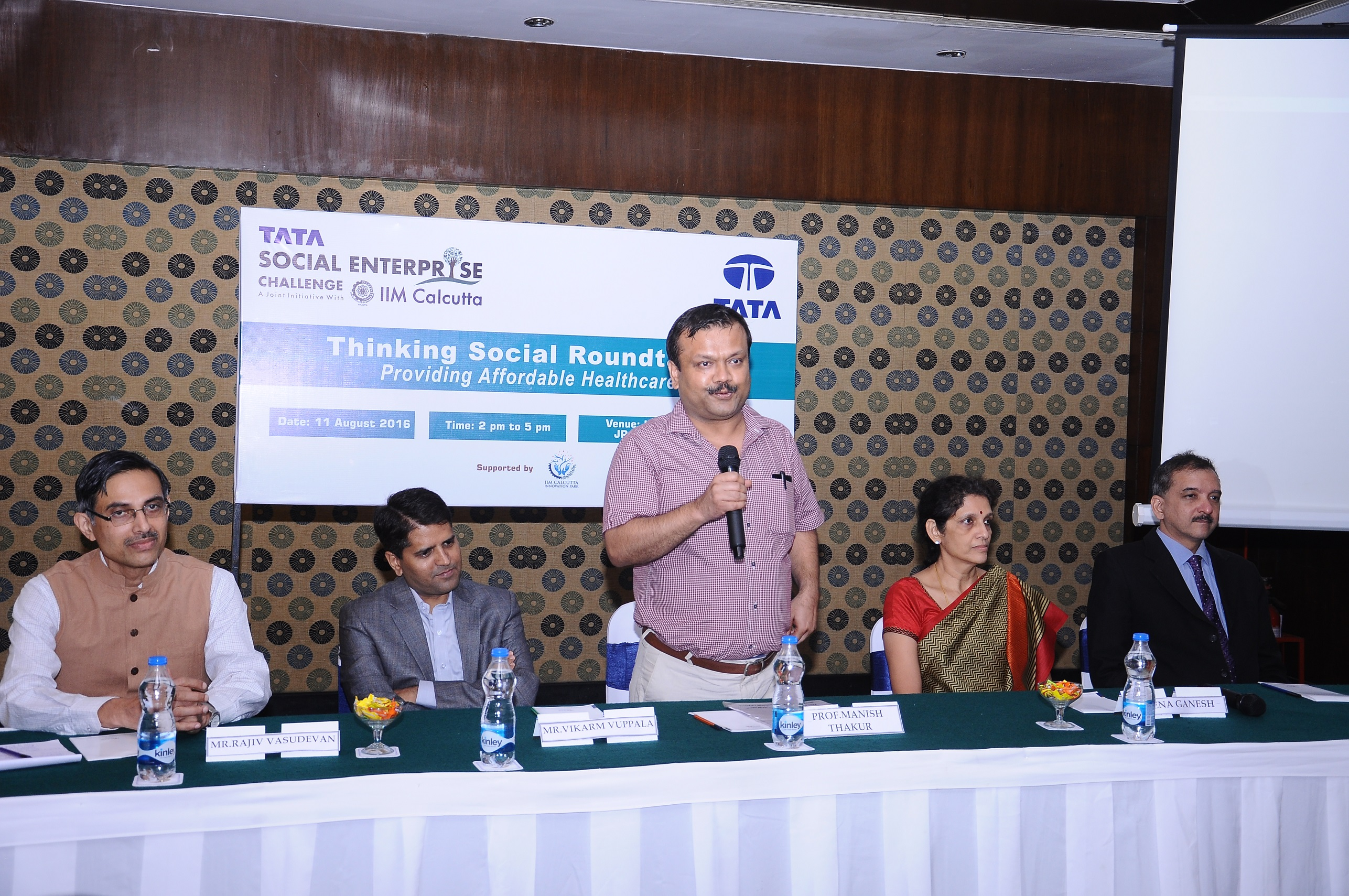 Thinking Social Roundtable – Bangalore