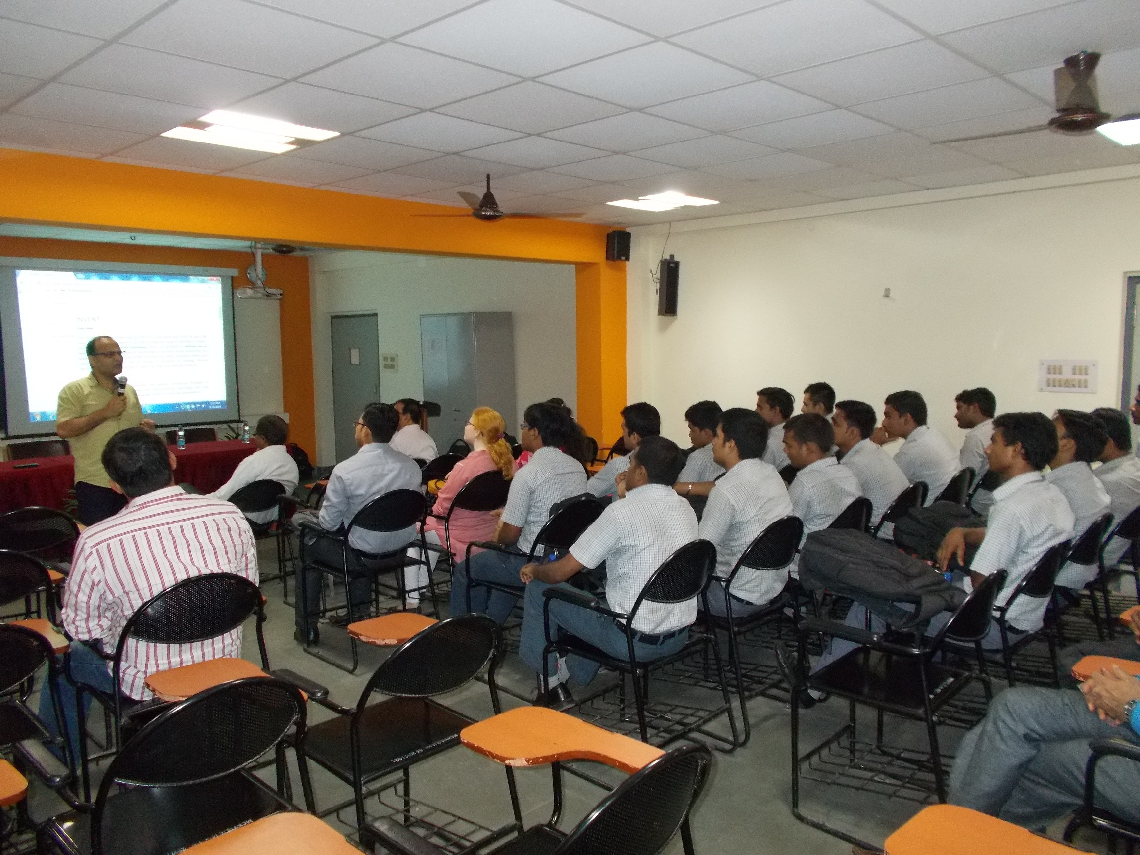 INVENT: Seminar at MCKV Engineering College – Howrah