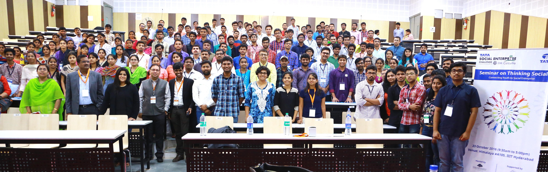 Thinking Social Seminar – IIIT Hyderabad