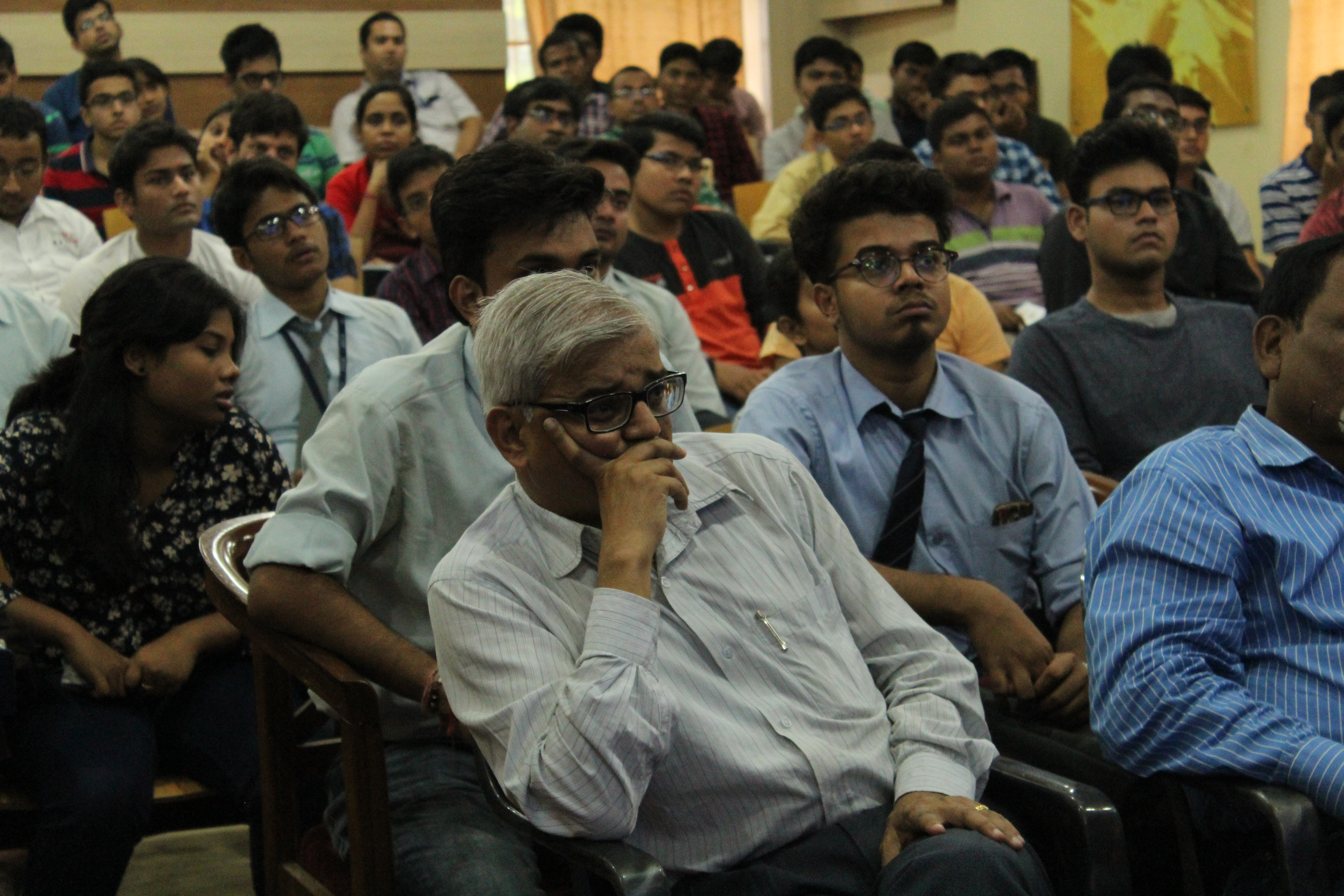 INVENT: Seminar at Kalyani Government Engineering College