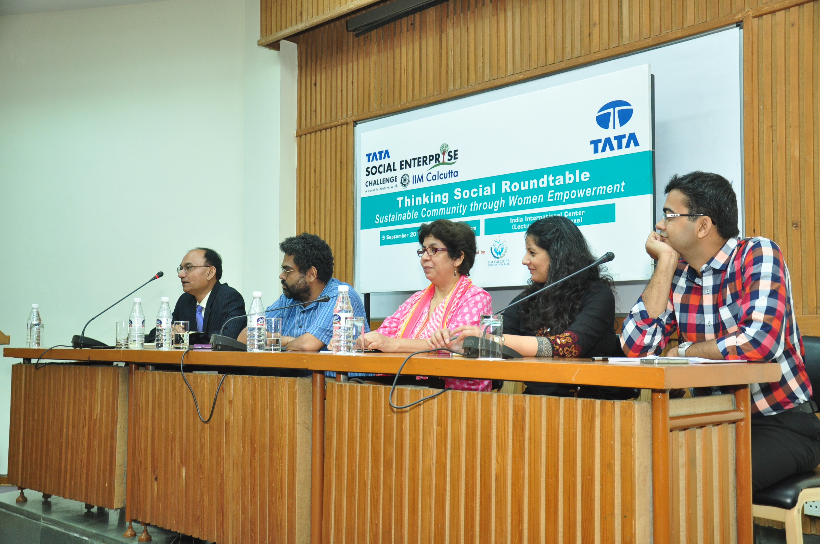 Thinking Social Roundtable (Delhi) – 9 September 2016