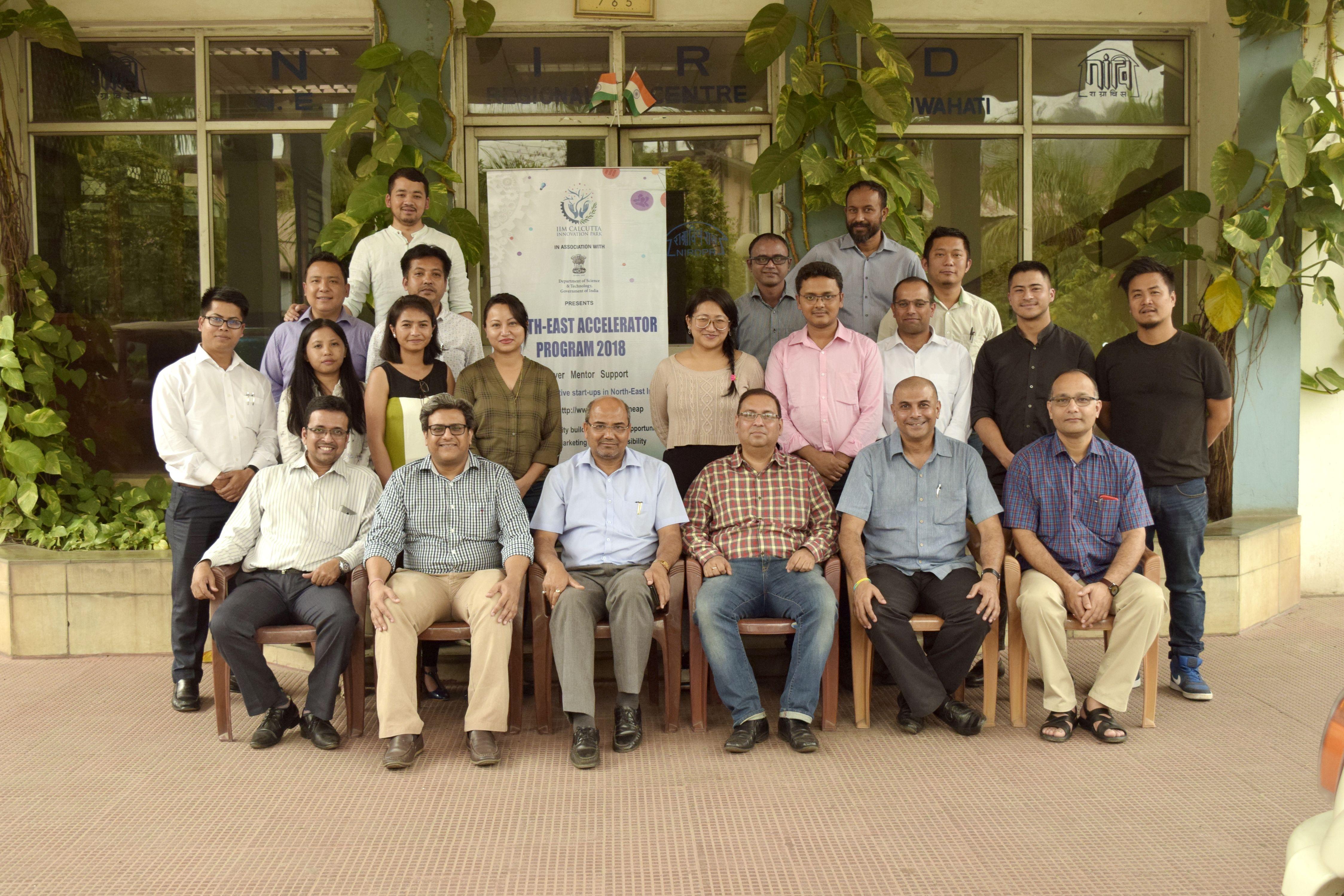 North East Accelerator Program (NEAP)