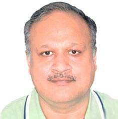 Dr Prashant Mishra