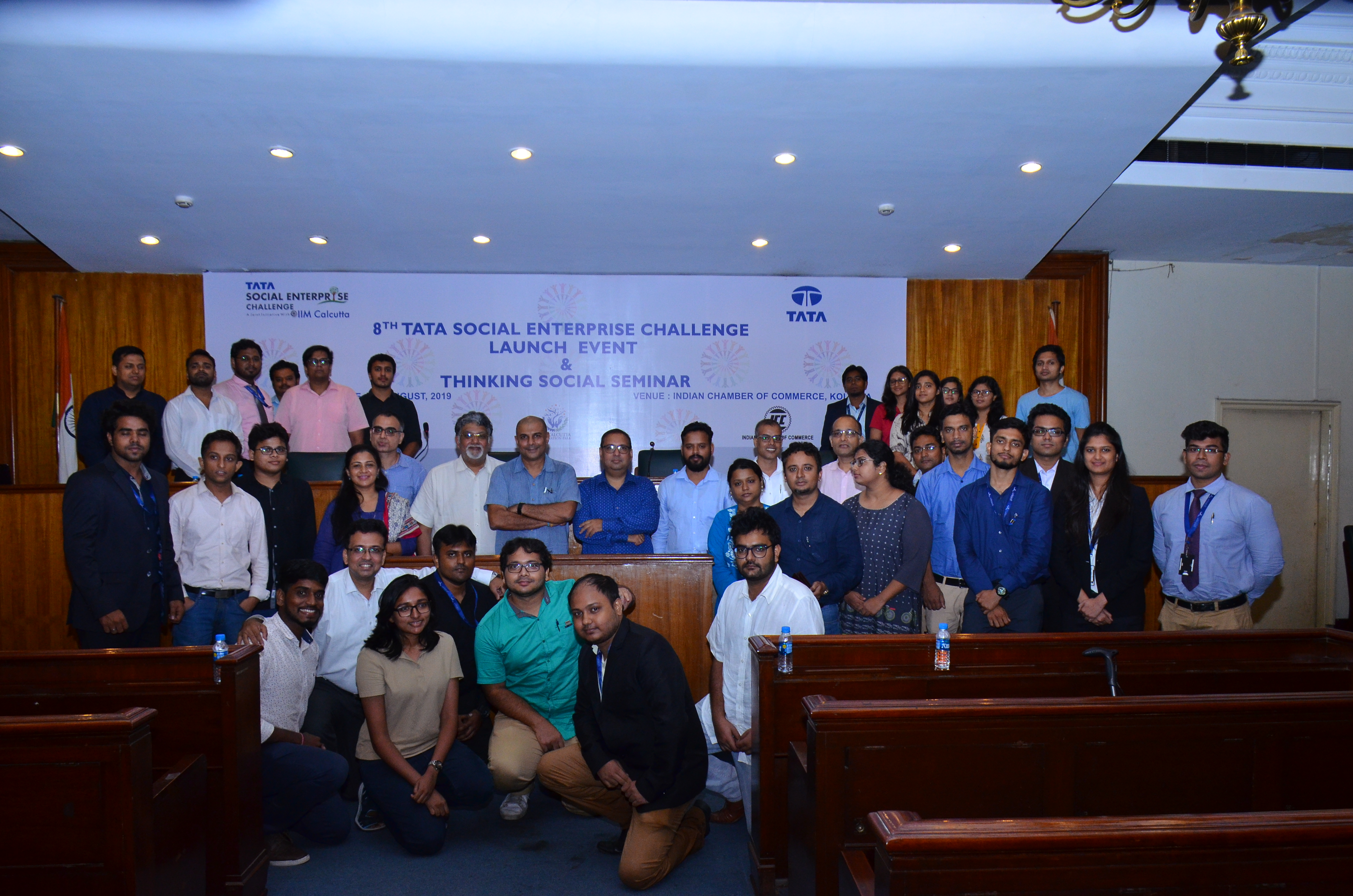 Launch of the 8th Edition of TATA Social Enterprise Challenge