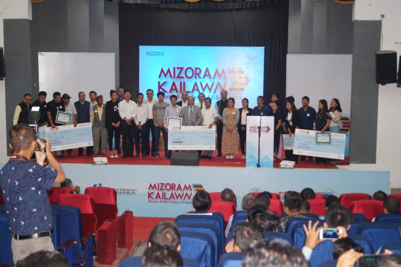 MIZORAM KAILAWN 2019
