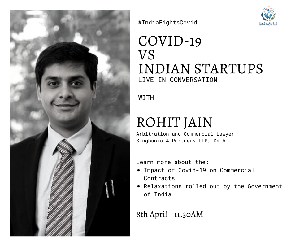 COVID 19 VS INDIAN STARTUPS