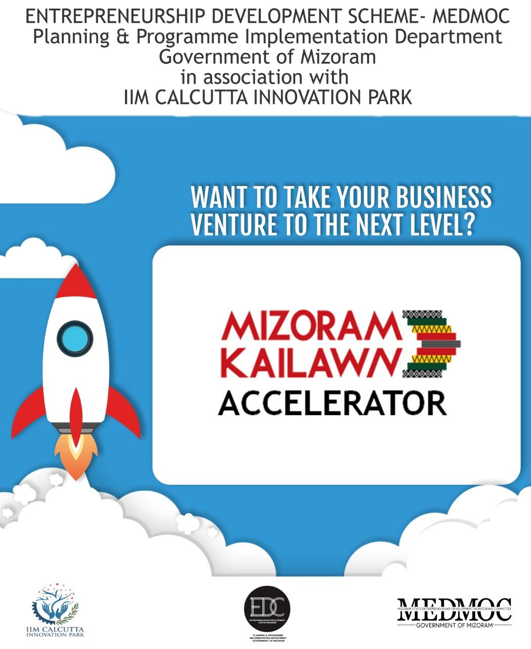 Mizoram Kailawn Accelerator Program